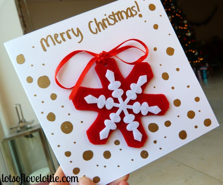Lots of Love Lottie Blog Xmas Cards 5