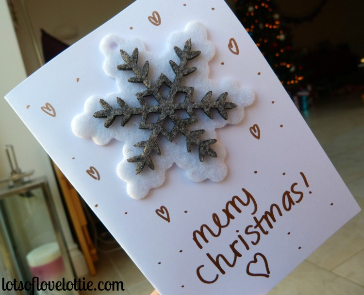 Lots of Love Lottie Blog Xmas Cards 6