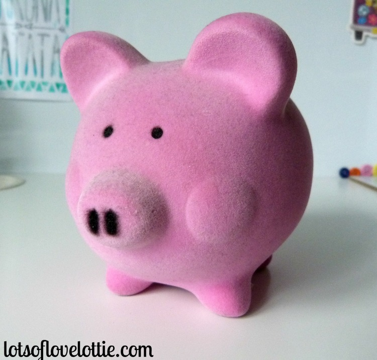 Lots of Love Lottie Blog Money Saving 2