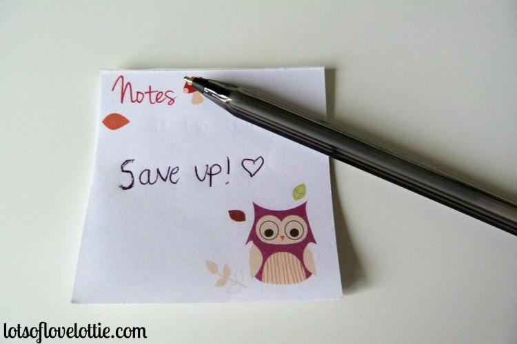 Lots of Love Lottie Blog Money Saving 3