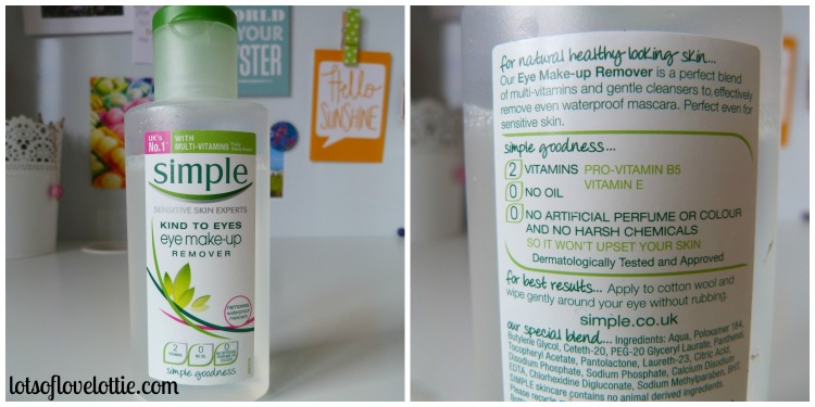 Lots of Love Lottie Blog Skincare Routine 4