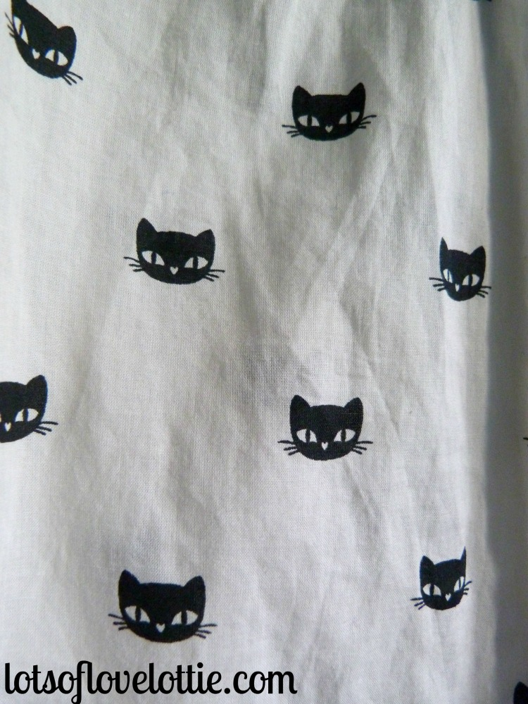 Lots of Love Lottie Blog January Favourites Cat Shirt 2