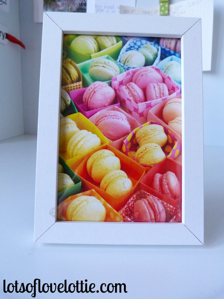 Lots of Love Lottie Blog January Favourites Framed Postcards