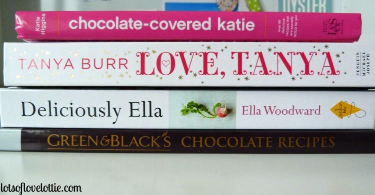 Lots of Love Lottie Blog Birthday Books