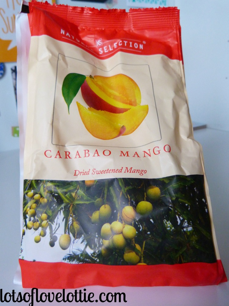 Lots of Love Lottie Blog Dried Mango