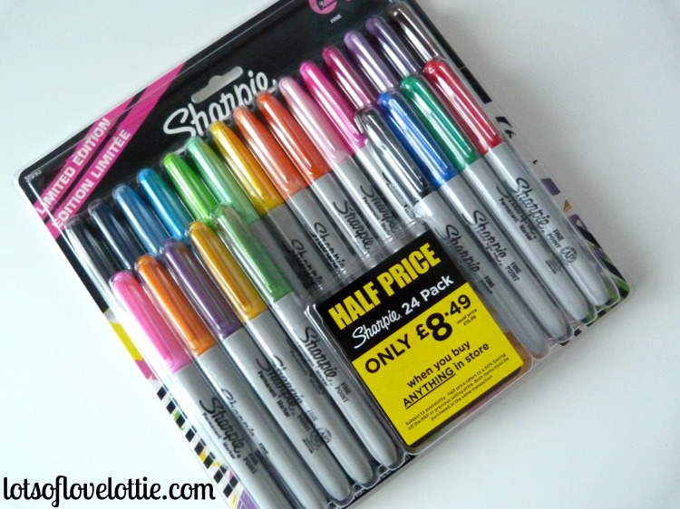 Lots of Love Lottie Blog Lotties Life Sharpies