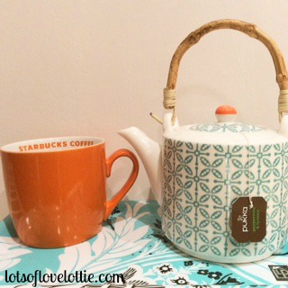 Lots of Love Lottie Blog Lotties Life Tea