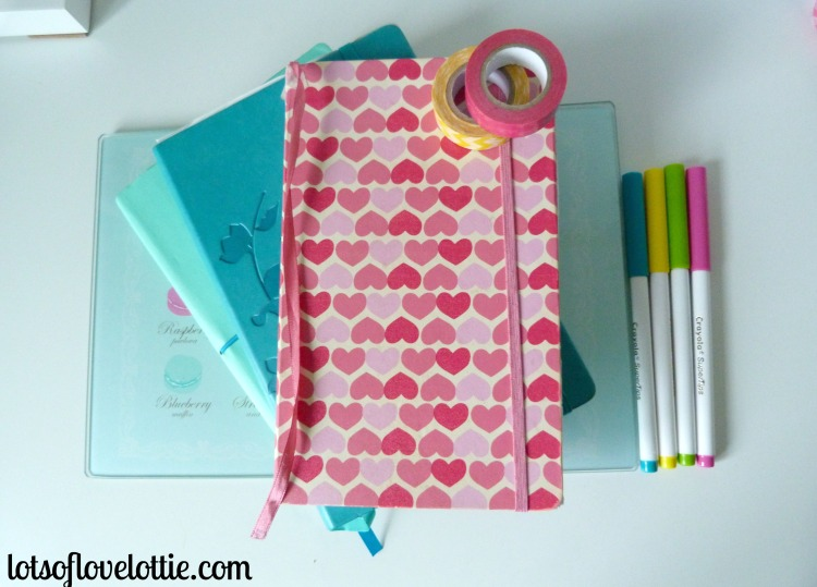 Lots of Love Lottie Blog Study Tips Notebooks