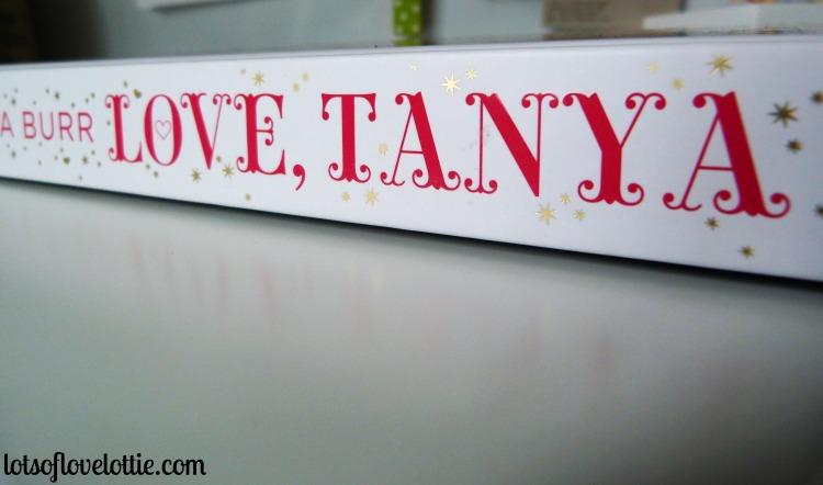 Lots of Love Lottie Blog Tanya Burr A