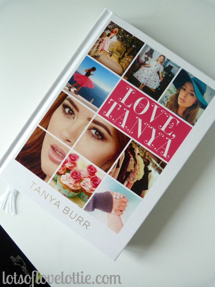 Lots of Love Lottie Blog Tanya Burr B