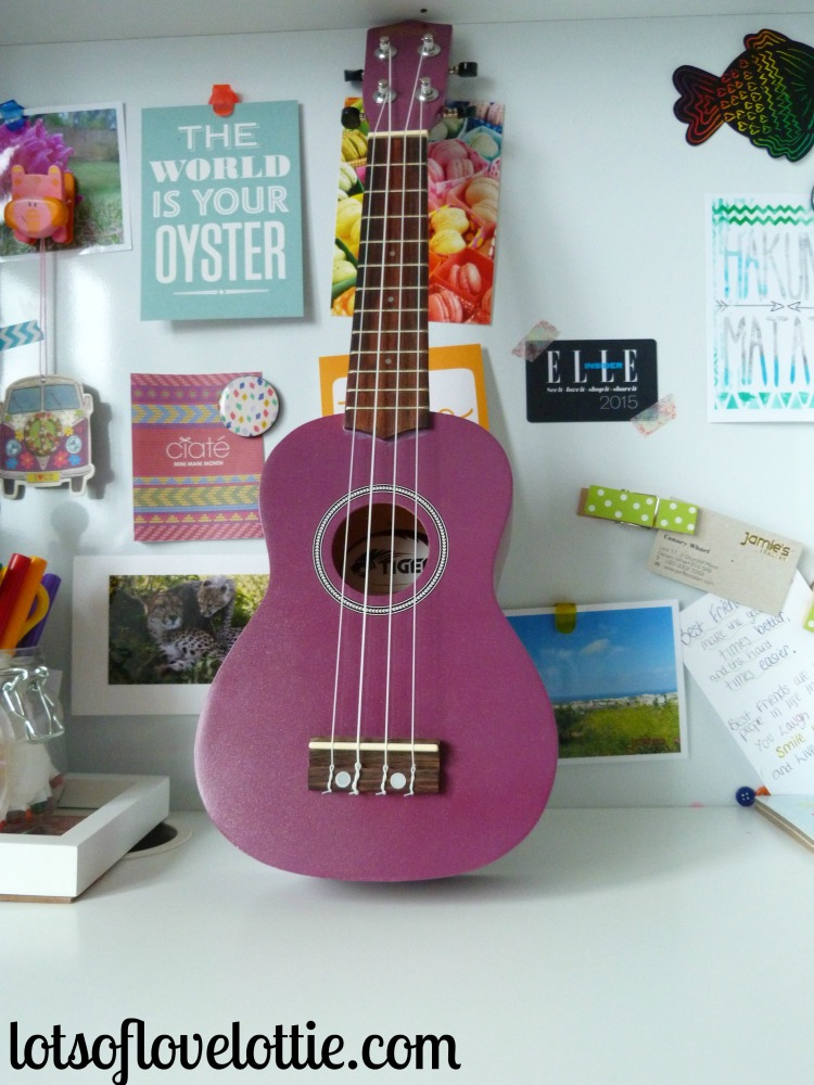 Lots of Love Lottie Blog Ukulele 1