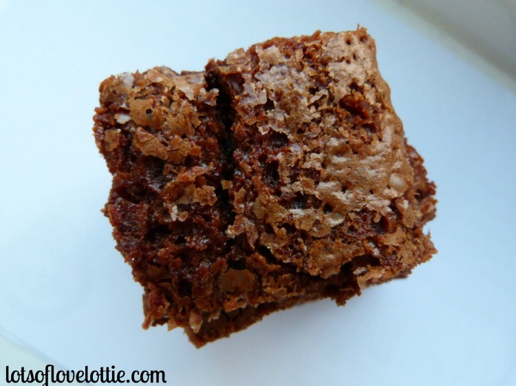 Lots of Love Lottie Blog Brownies 1