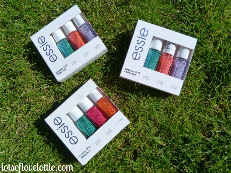 Essie Gift Sets