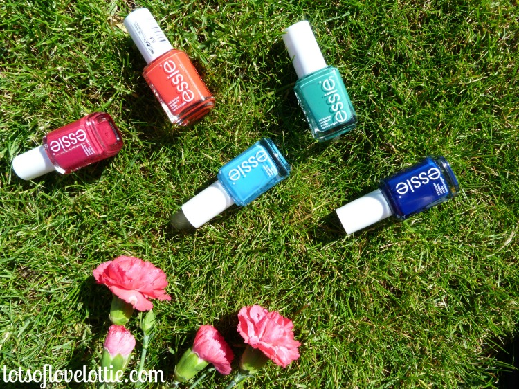 Essie Polishes