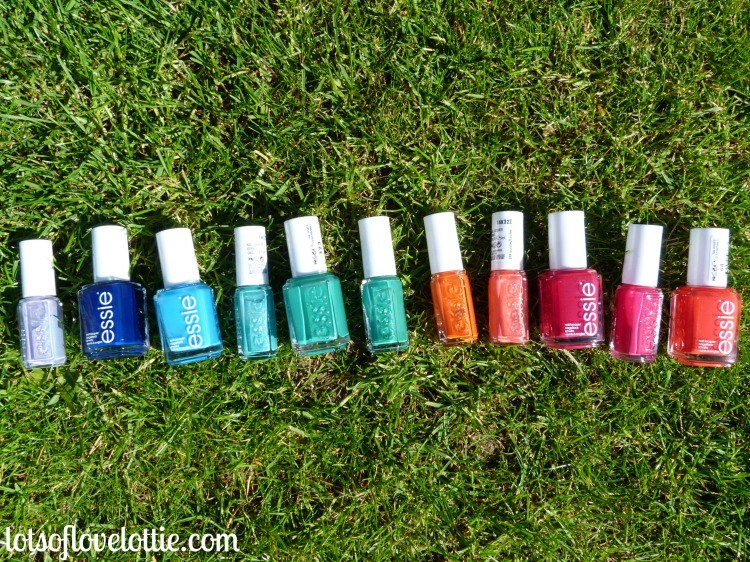 Essie Rainbow Row