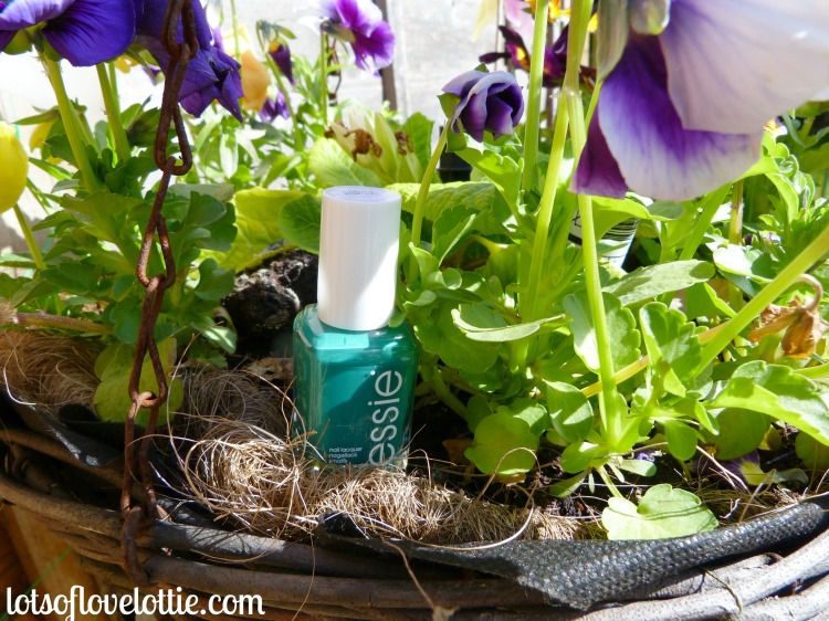 Essie Ruffles and Feathers