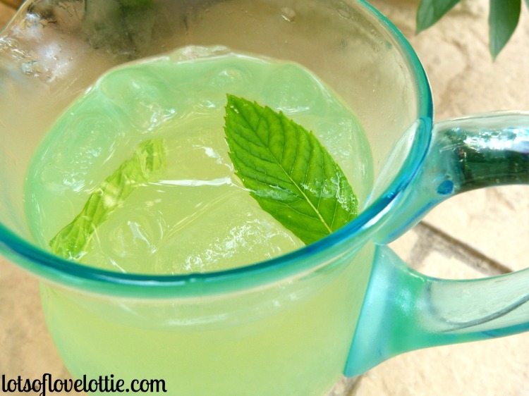 Homemade Lemonade Close Lots of Love Lottie Blog