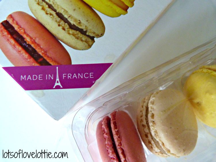 Lots of Love Lottie Blog Macarons 2