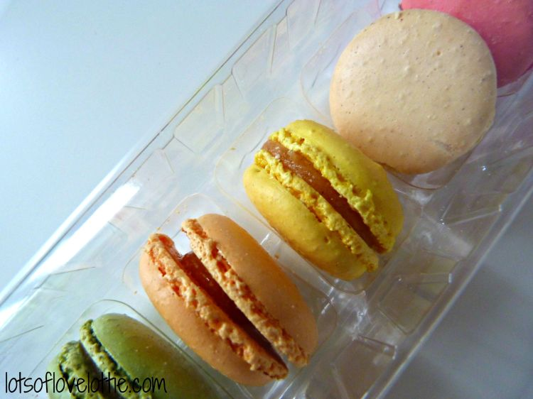 Lots of Love Lottie Blog Macarons 3