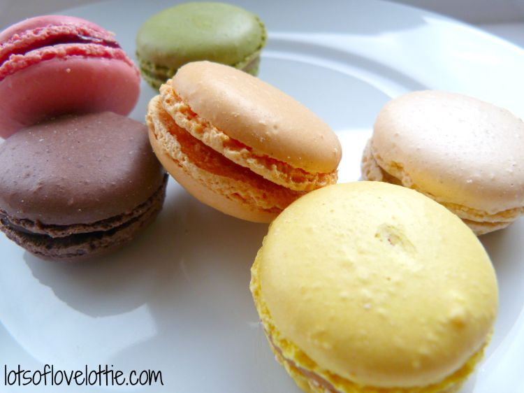 Lots of Love Lottie Blog Macarons 6